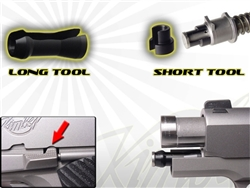 NDZ Short and Long Tear Down Tool Kit for Kimber