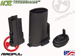 Magpul Black Pistol Grip Core Storage for AR-15 MAG056