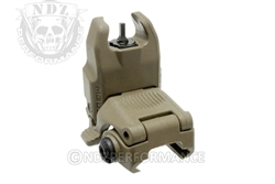 Magpul FDE Tactical Flip Up Front Sight for AR-15 MAG247 (*LZ)