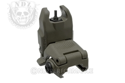 Magpul ODG Tactical Flip Up Front Sight for AR-15 MAG247 (*LZ)