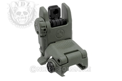 Magpul Foliage Tactical Flip Up Rear Sight for AR-15 MAG248