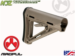Magpul MOE Carbine Stock Milspec for AR FDE MAG400