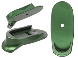 NDZ Green Magazine Plate Finger Extension Long for Smith & Wesson Shield 9MM .40 (*LZ)