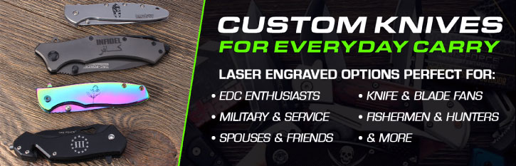 Every Day Carry Knife Category NDZ Performance Banner