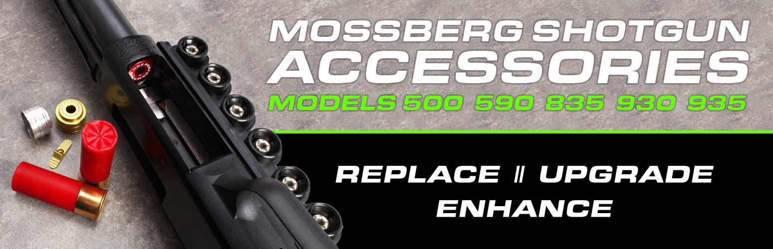 Mossberg 500 And 590 Accessories - Upgrades | NDZ Performance