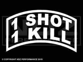 003 - One Shot One Kill Banner