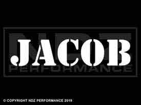 1066 - Names Jacob