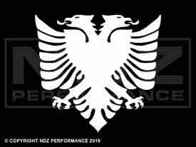 1198 - Double Headed Eagle Crest 2