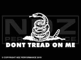 133 - Don't Tread on Me
