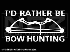 1335 - Rather Be Bow Hunting