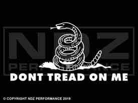 134 - Don't Tread on Me 2