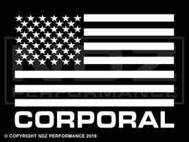 1456 - Us Flag Corporal 002