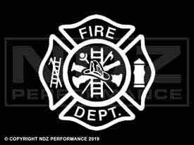 155 - Fire Department Emblem