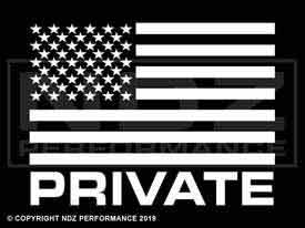 1551 - US FLAG PRIVATE 002