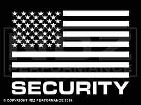 1565 - US FLAG SECURITY