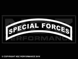 1710 - Special Forces Banner