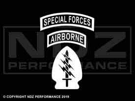 2001 - Special Forces Airborn