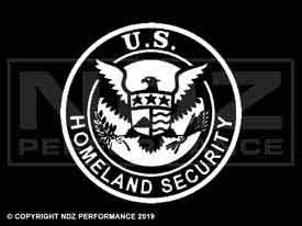 225 - US Homeland Security Emblem