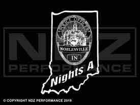 348 - Police Nobelsville Nights