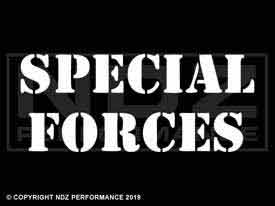 460 - Special Forces 2 Line