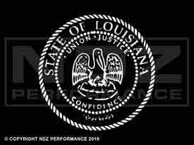 472 - Louisiana State Seal