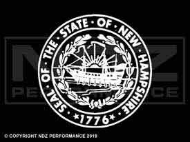 473 - New Hampshire State Seal