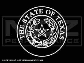 474 - Texas State Seal