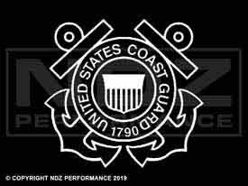 533 - United States Coast Guard Insignia