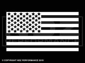 541 - US Flag Inverse Alternate