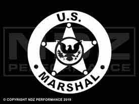 543 - US Marshal Eagle