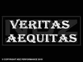 558 - Vertias Aequitas Text 1