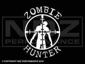 581 - Zombie Hunter Top and Bottom Arch