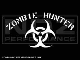 592 - Zombie Hunter Arch Biohazard