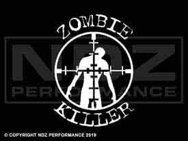 602 - Zombie Killer Scope Crosshairs