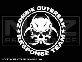 604 - Zombie Outbreak Response Team Circle 1