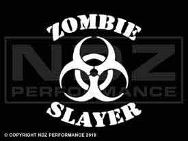 619 - Zombie Slayer Biohazard