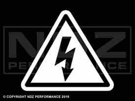 710 - High Voltage Safety Symbol
