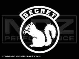 744 - Secret Squirrell 1