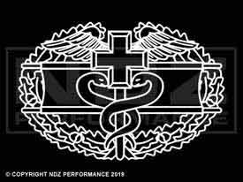 922 - Combat Medical Logo Outline