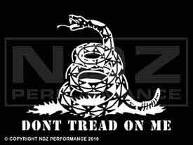 956 - Don't Tread on Me Snake Squares