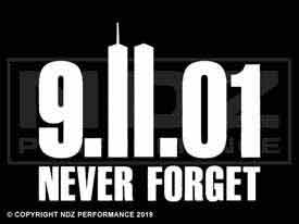 982 - 9/11 Towers Never Forget