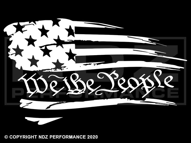 2048 - We The People Flag