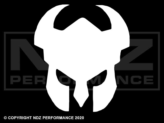2051 - Helmet With Horns
