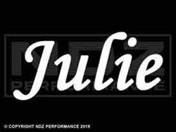 1649 - Names Julie
