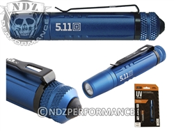 5.11 Tactical Blue UV UltraViolet Penlight Flashlight (*LZ)