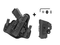 Alien Gear ShapeShift 4.0 IWB Right Handed Holster for Glock 19 23 32 Gen 1-5