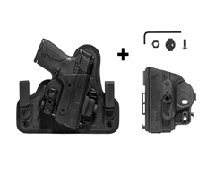 Alien Gear ShapeShift 4.0 IWB Right Handed Holster for Smith & Wesson M&P Shield 9/40 , Performance Center & M2.0