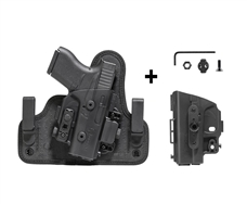 Alien Gear ShapeShift 4.0 IWB Right Handed Holster for Glock 43