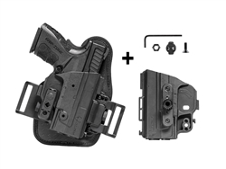 Alien Gear ShapeShift OWB Slide Right Handed Holster for Ruger LCP, LCP2
