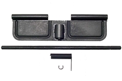Black Ejection Port Dust Cover for AR-15